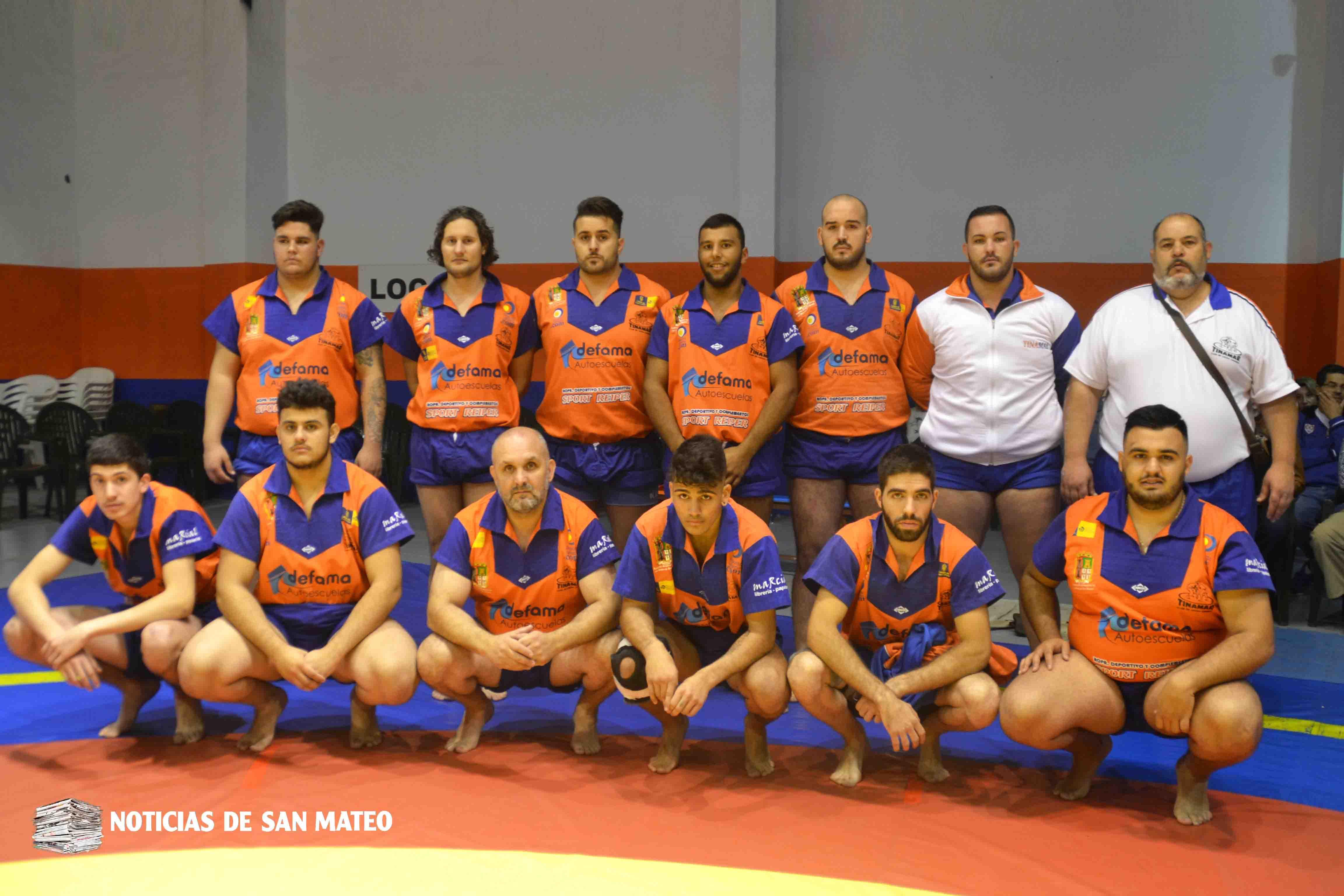 Tinamar club lucha 2017