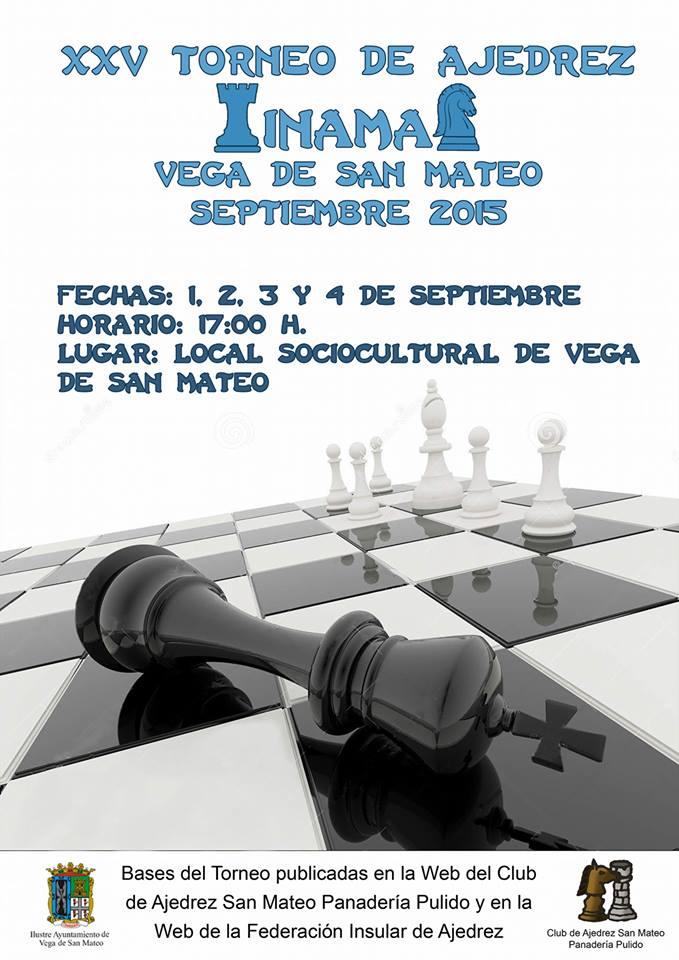 Torneo Ajedrez Tinamar 2015