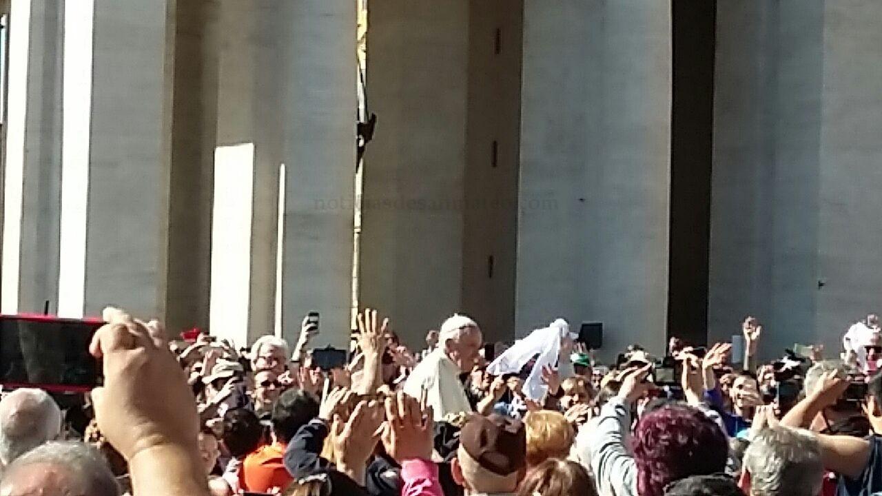 Viaje a Roma y Florencia de vegueros Noticias de San Mateo 2