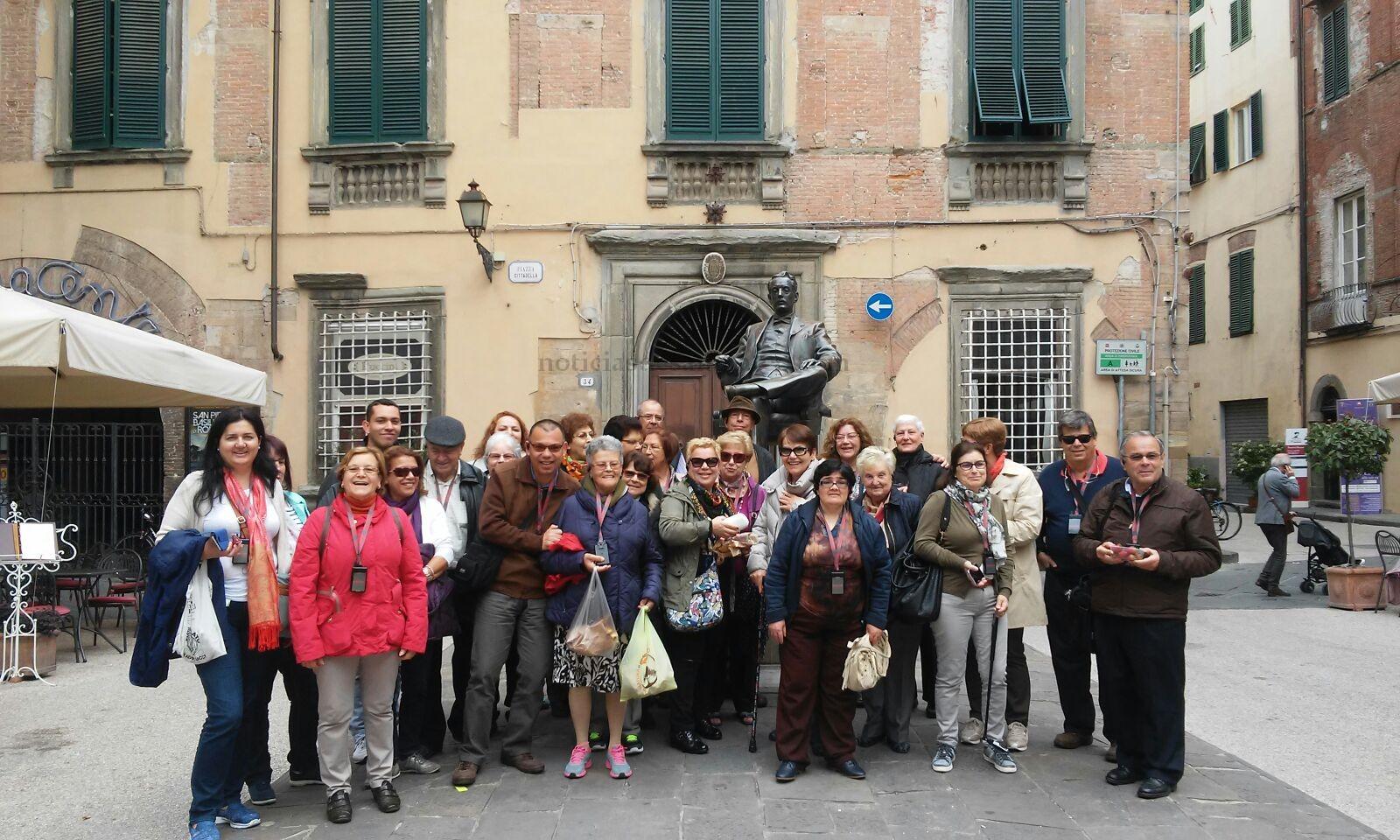 Viaje a Roma y Florencia de vegueros Noticias de San Mateo 4