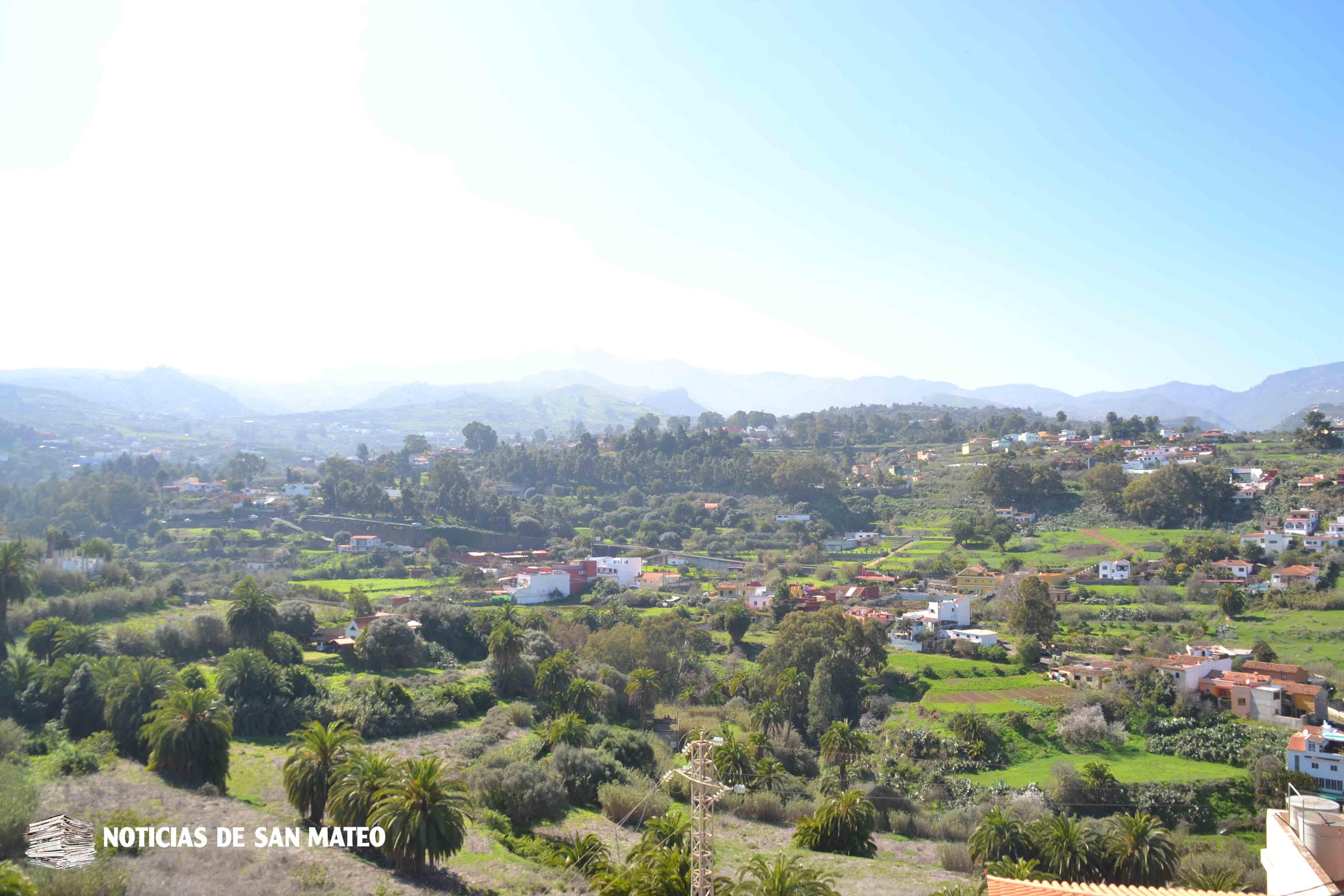 Vistas desde Plaza Iglesia Santa Brigida 24 de enero de 2018 Foto Laura Miranda Noticias de San Mateo