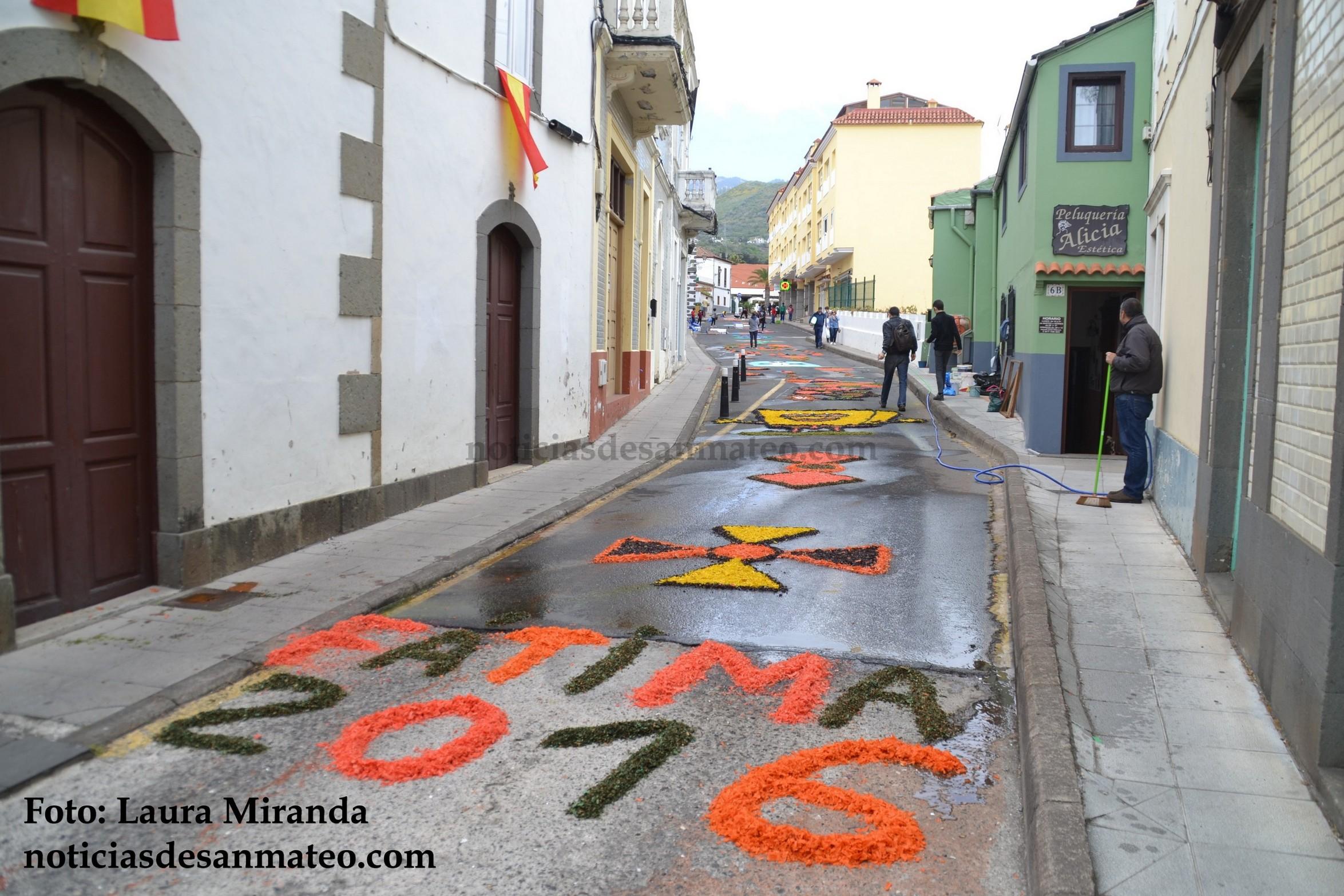 alfombras cifuentes foto laura miranda noticias de san mateo 2016
