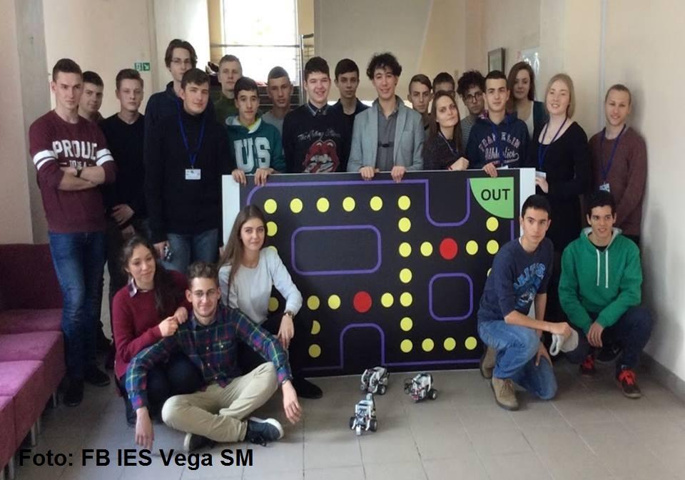 alumnos ies proyecto robotica marzo 2016 noticias de san mateo