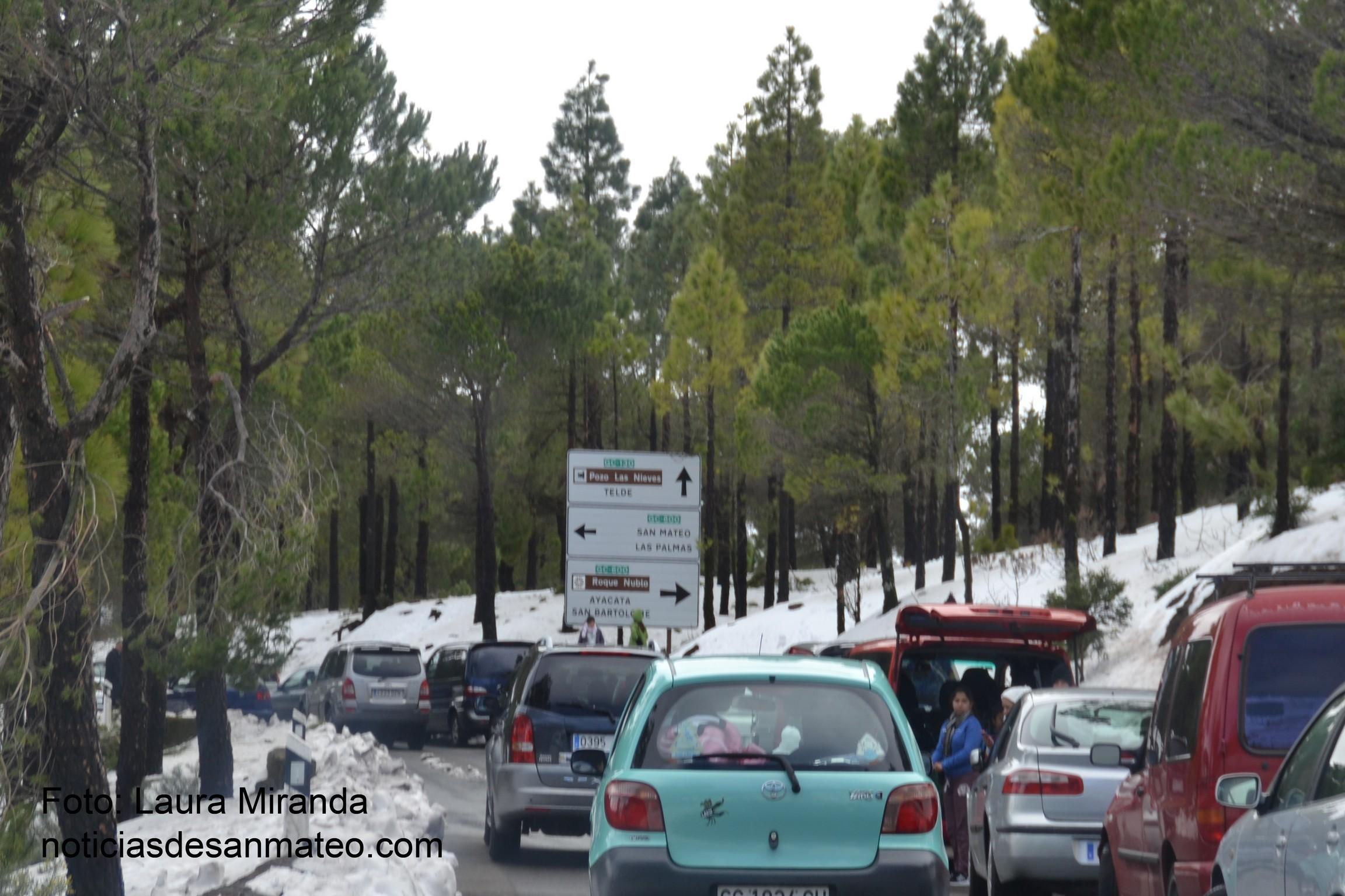 caravana nieve 21 feb 2016
