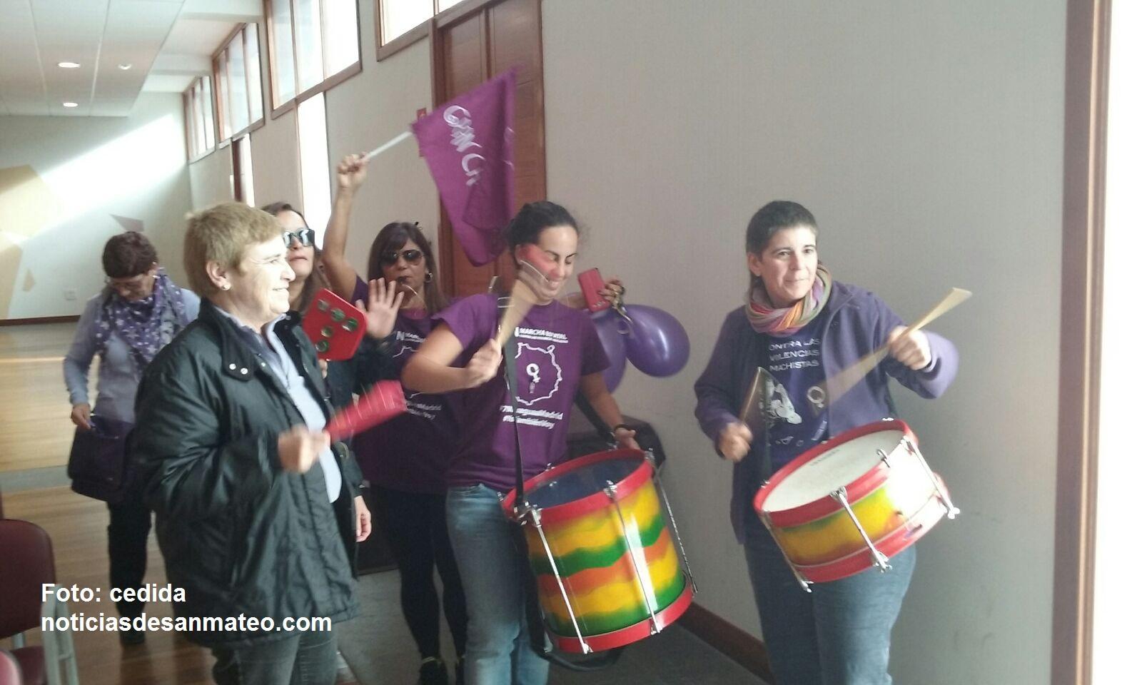 caravana violeta 2015 san mateo noticias de san mateo laura miranda 1