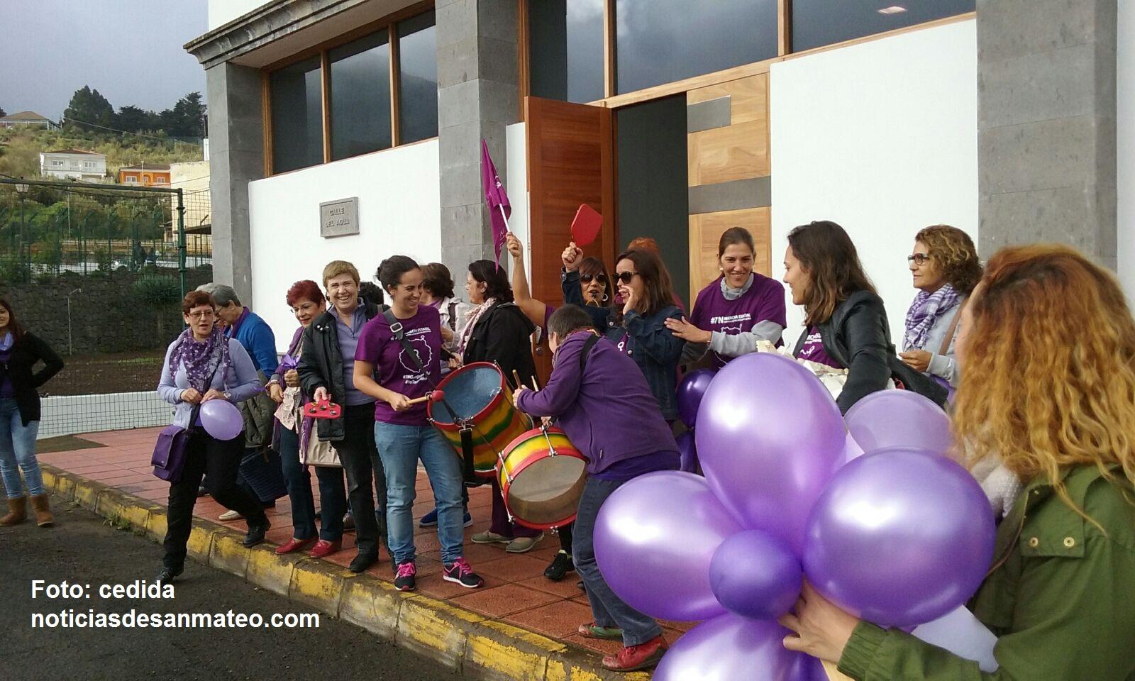 caravana violeta 2015 san mateo noticias de san mateo laura miranda 2