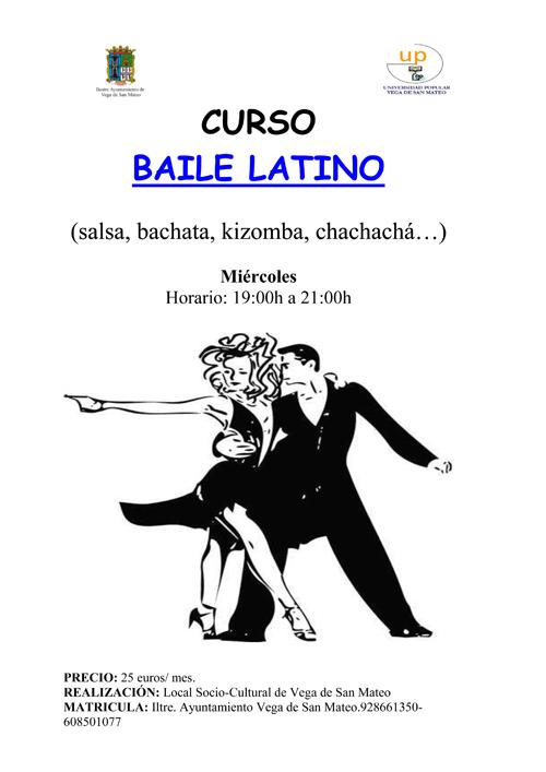 cartel curso baile latino web