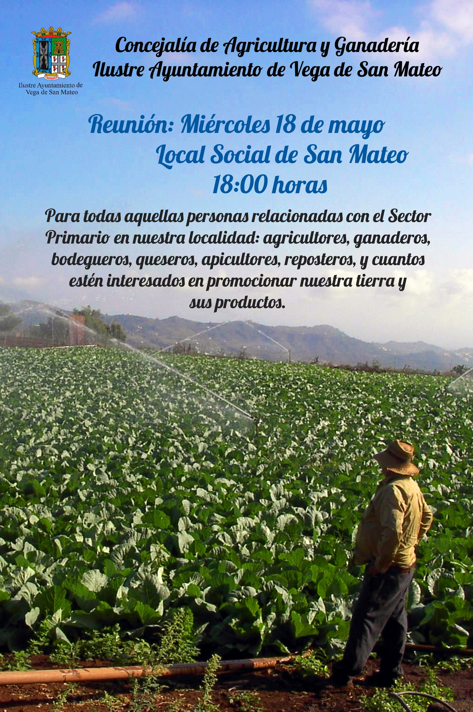 cartel reun. agricul may2016