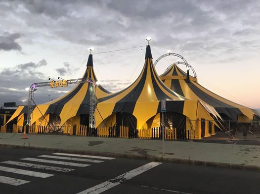 circo kaos
