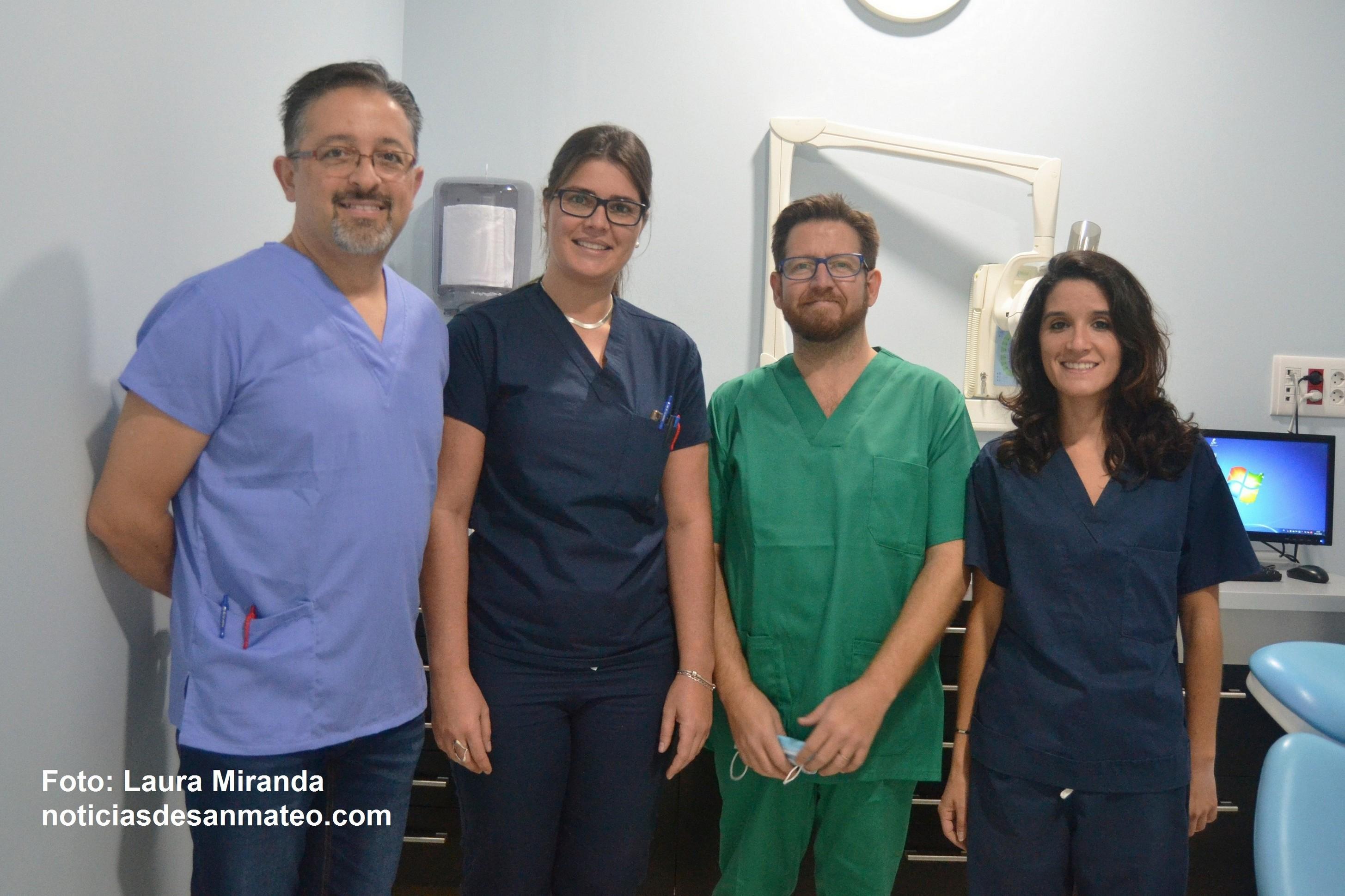clinica dental dr. algarin santa brigida foto laura miranda noticias de san mateo