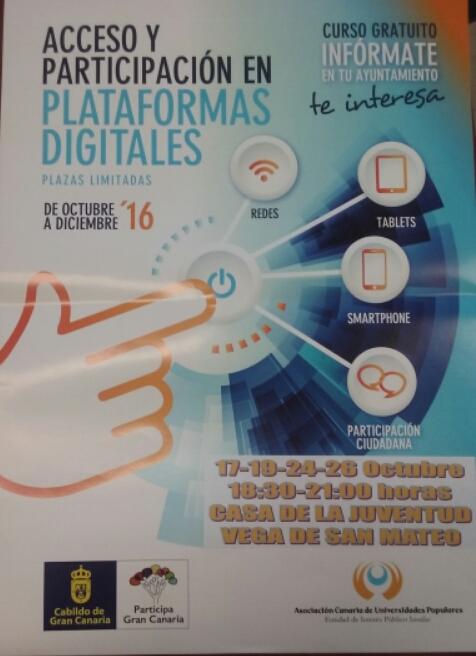 curso plataformas digitales