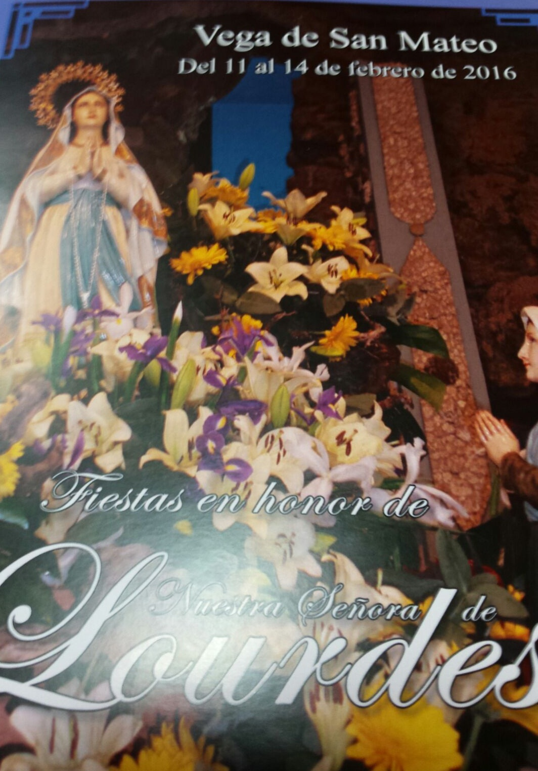 fiestas Lourdes febrero 2016