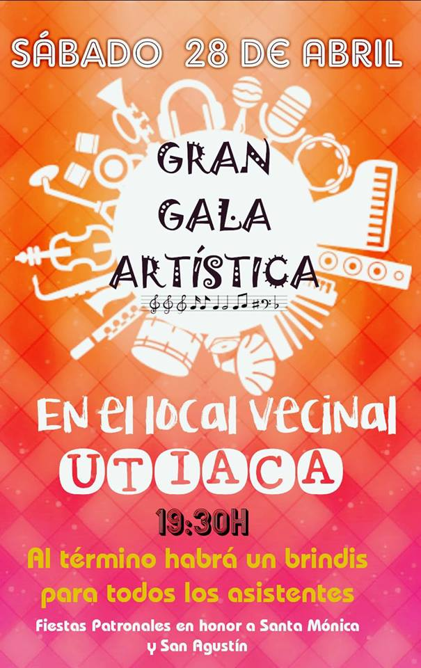 gala artistica utiaca 2018