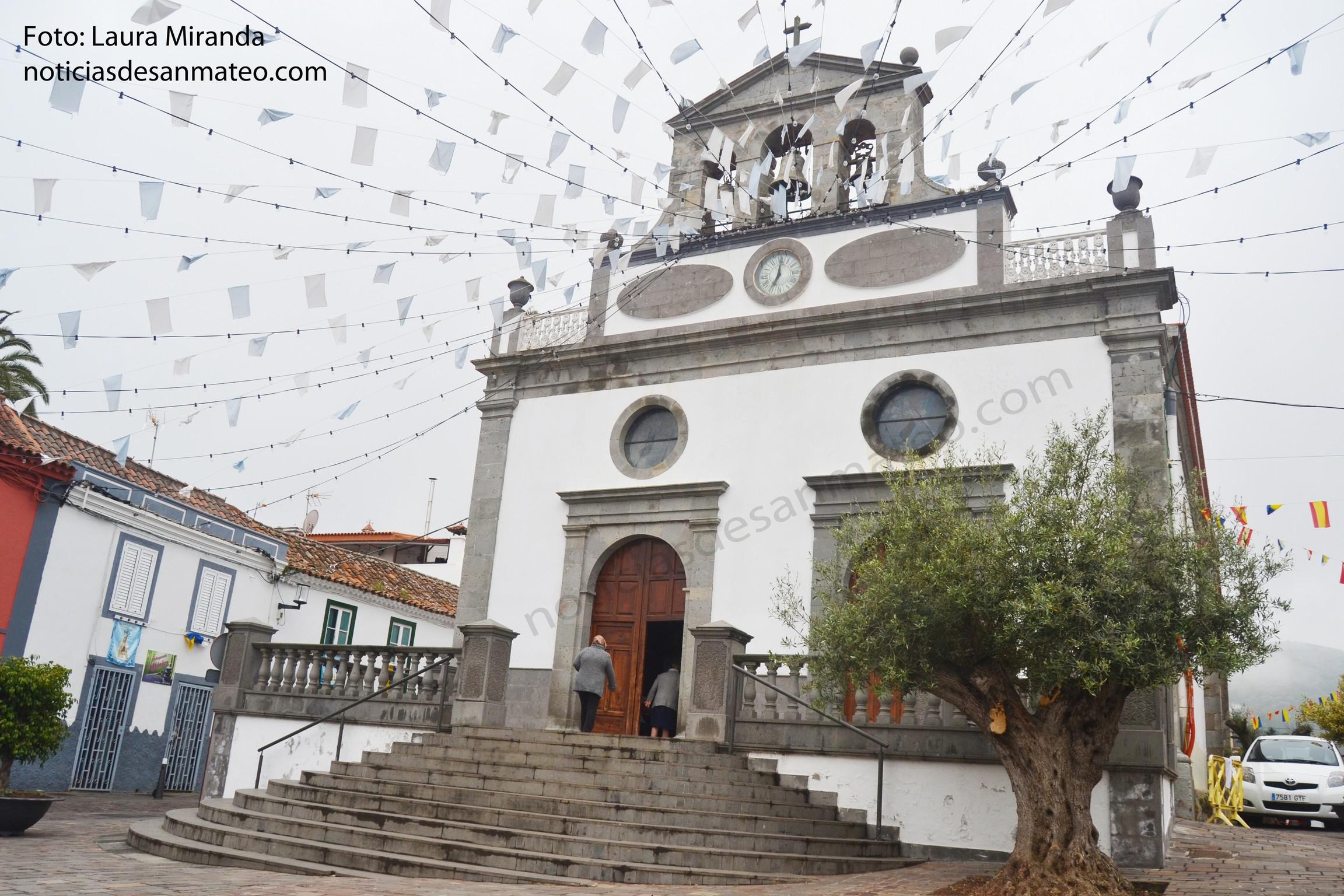iglesia de san mateo foto laura miranda noticias de san mateo