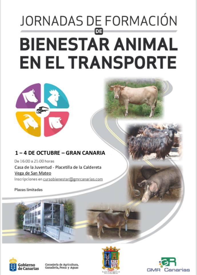jornadas bienestar animal en el transporte