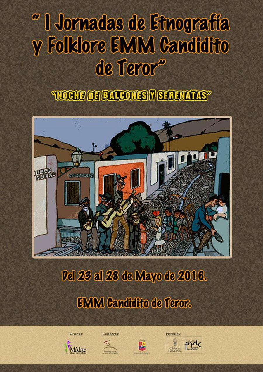 jornadas de etnografia teror