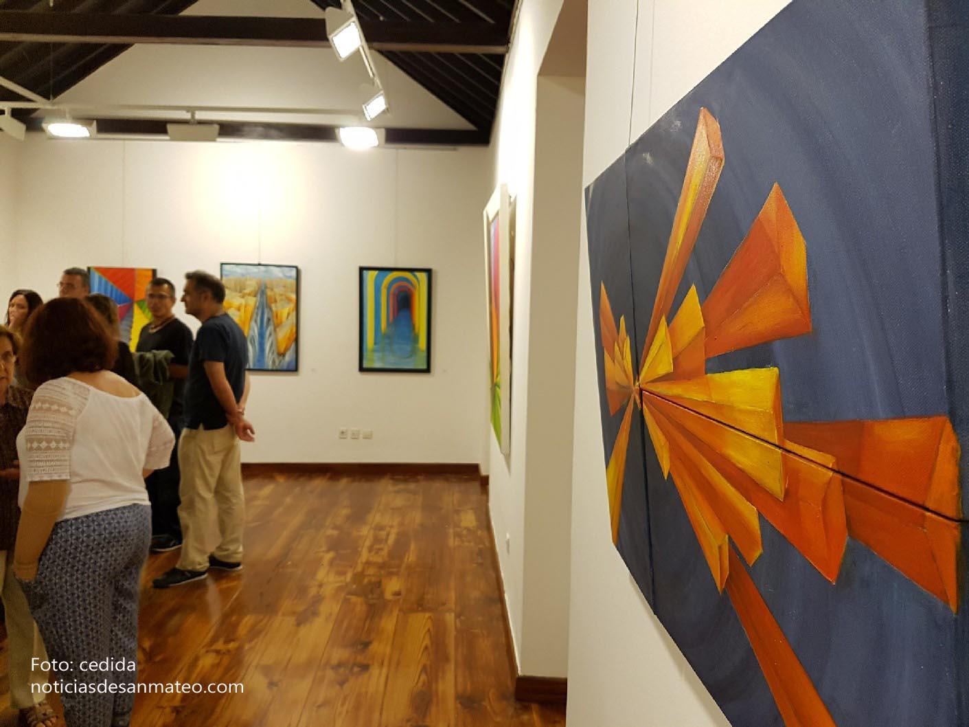 muestra Soledad Amador Noticias de San Mateo Foto Laura Miranda 2