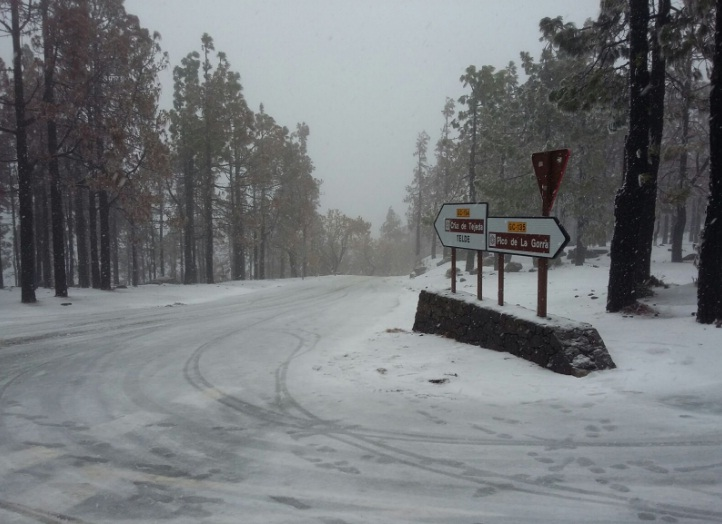 nieve cumbre 30 enero 2018