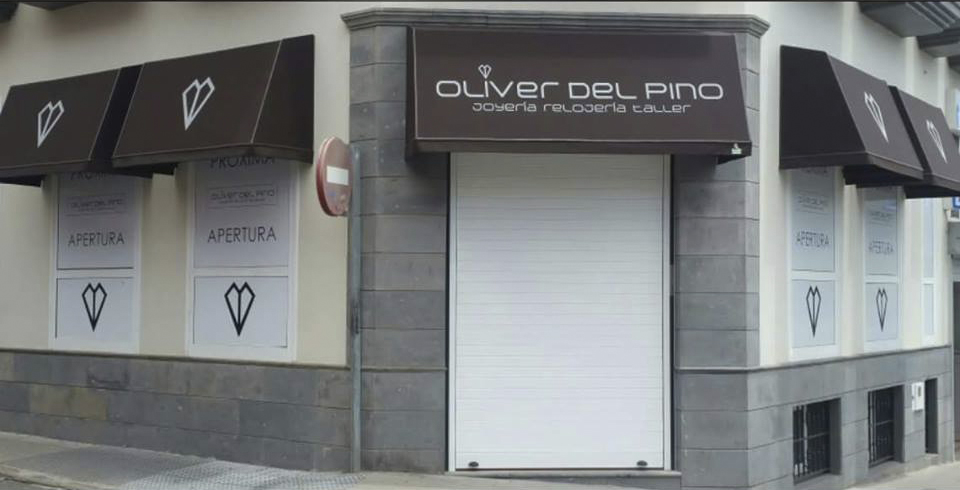 nueva tienda joyeria oliver del pino