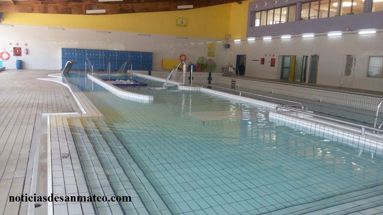 piscina municipal de san mateo
