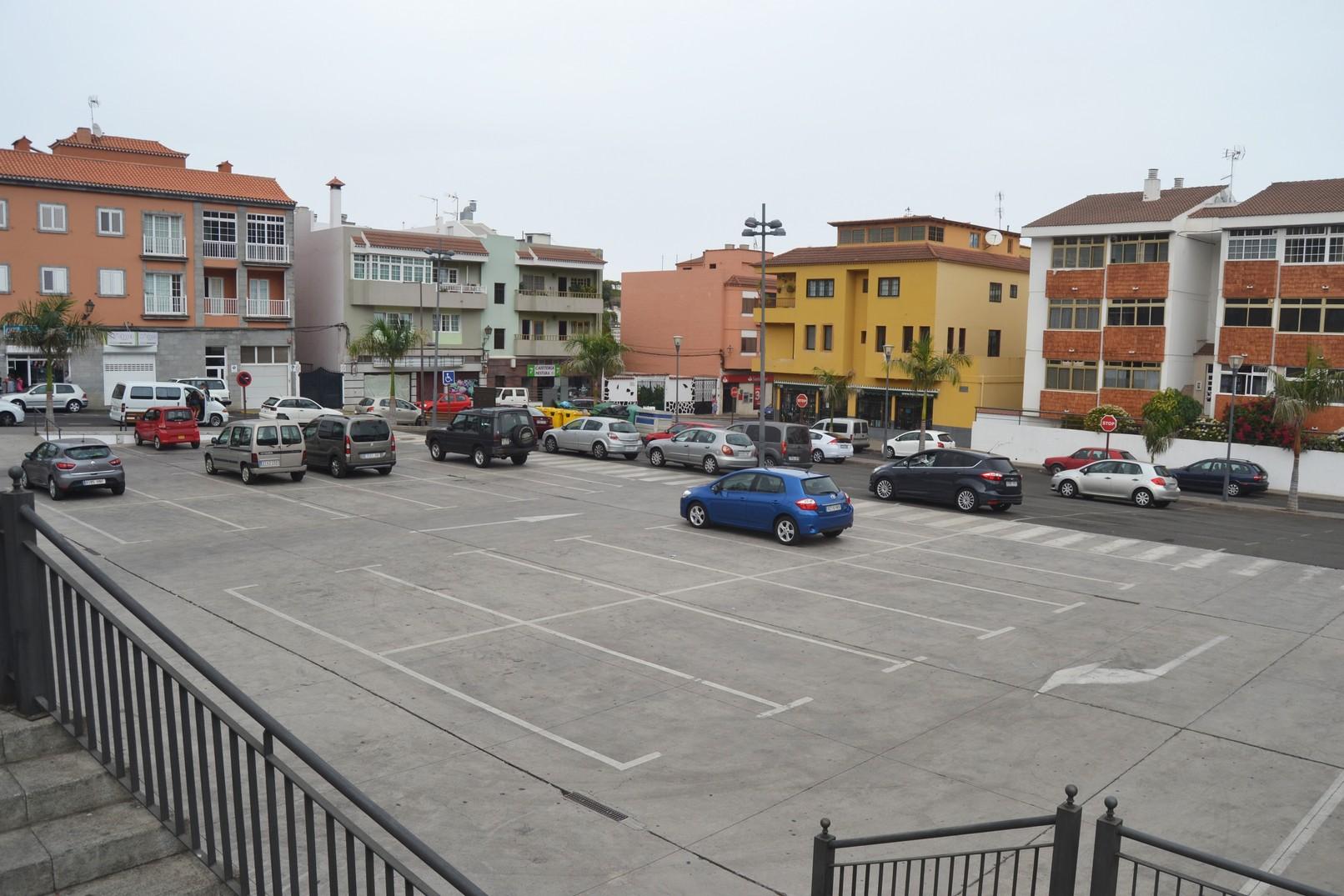 plaza de pueblo san mateo