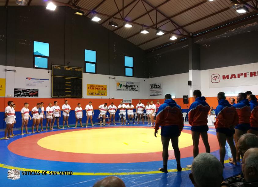 tinamar adargoma 6 de junio de 2018 torneo lucha corrida