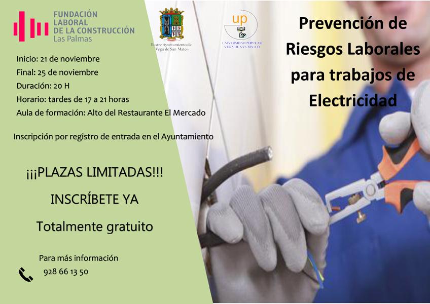 up san mateo curso electricidad