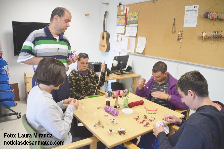 Centro Ocupacional San Mateo Foto Noticias de San Mateo2