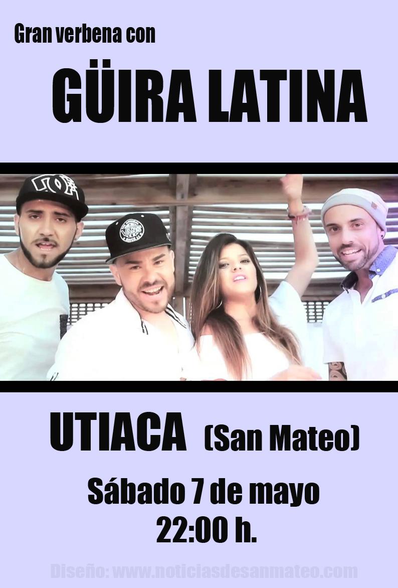 Guira Latina verbena en Utiaca San Mateo Mayo 2016
