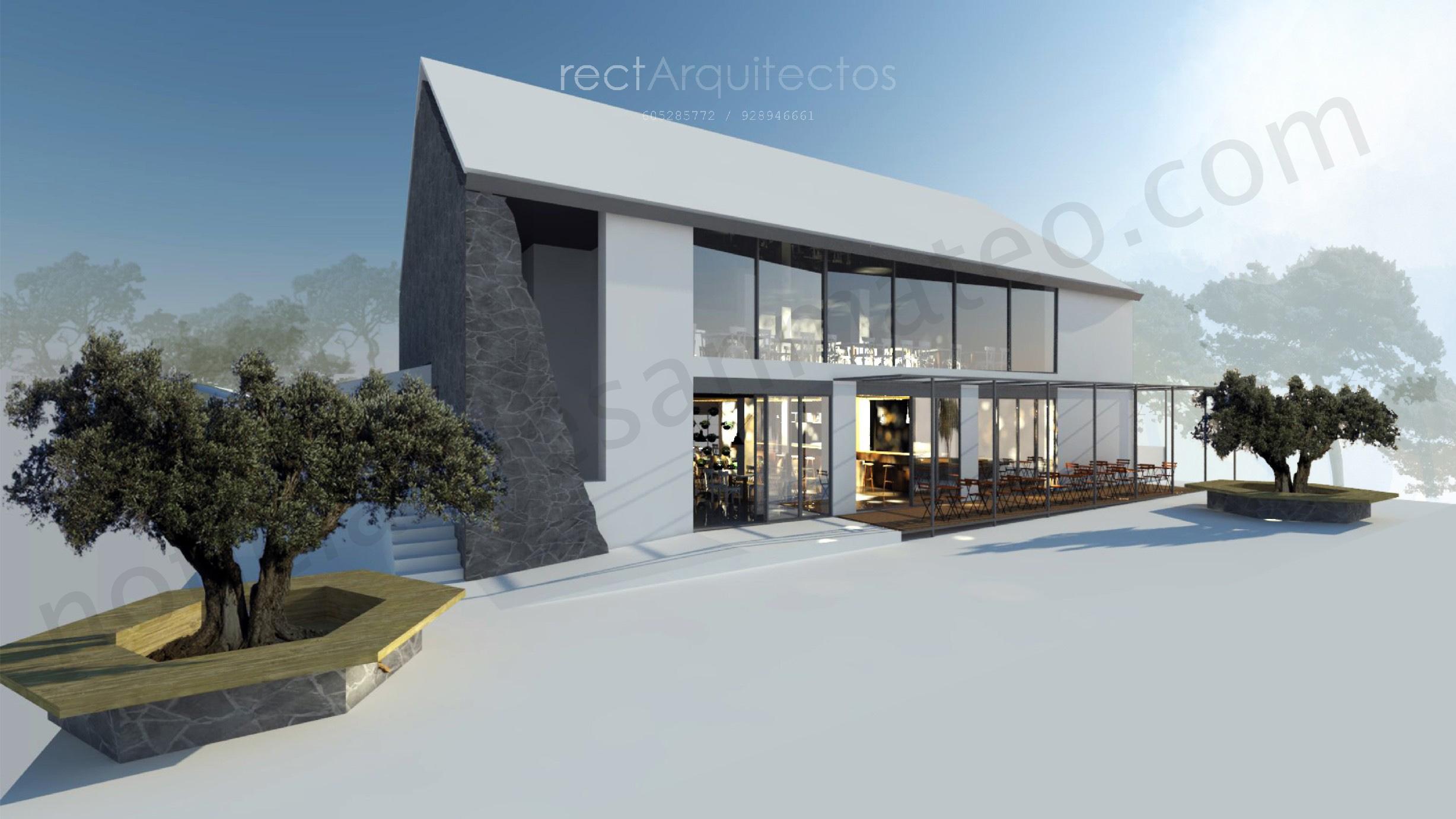 Restaurante El Mercado Proyecto26 EXTERIOR 01 REST. MERCADO