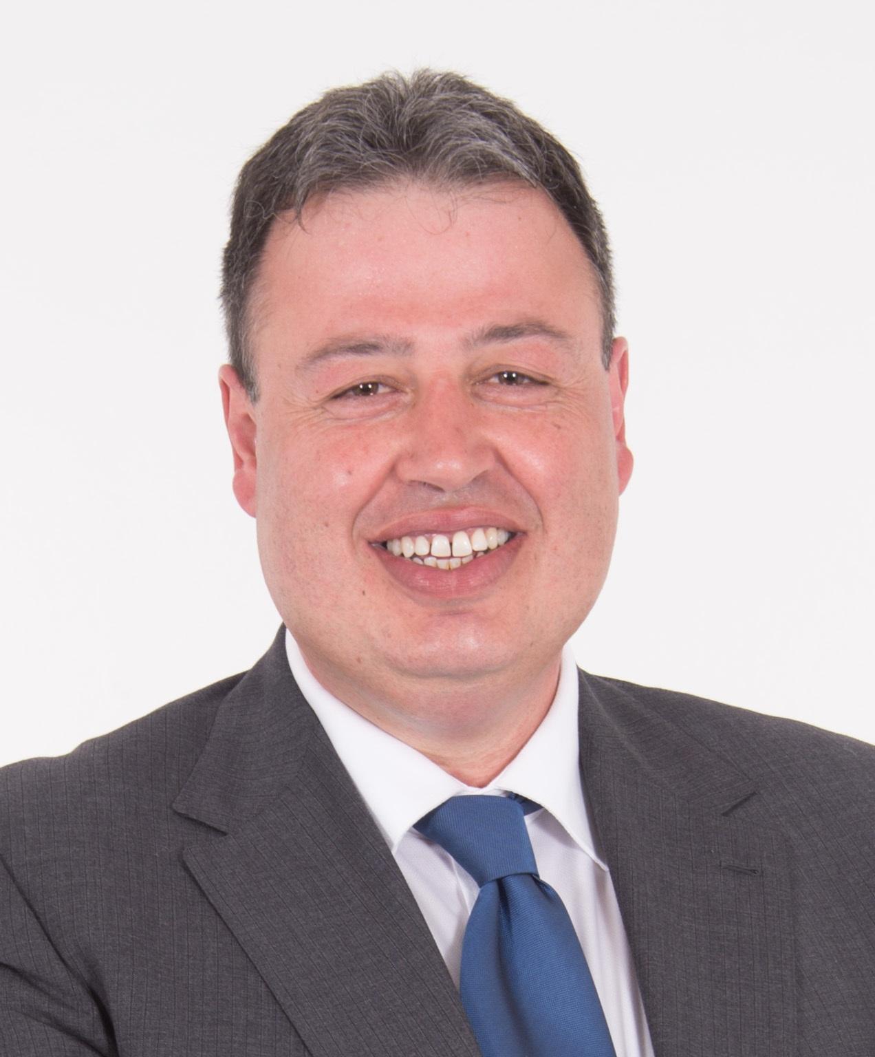 Antonio Ortega alcalde