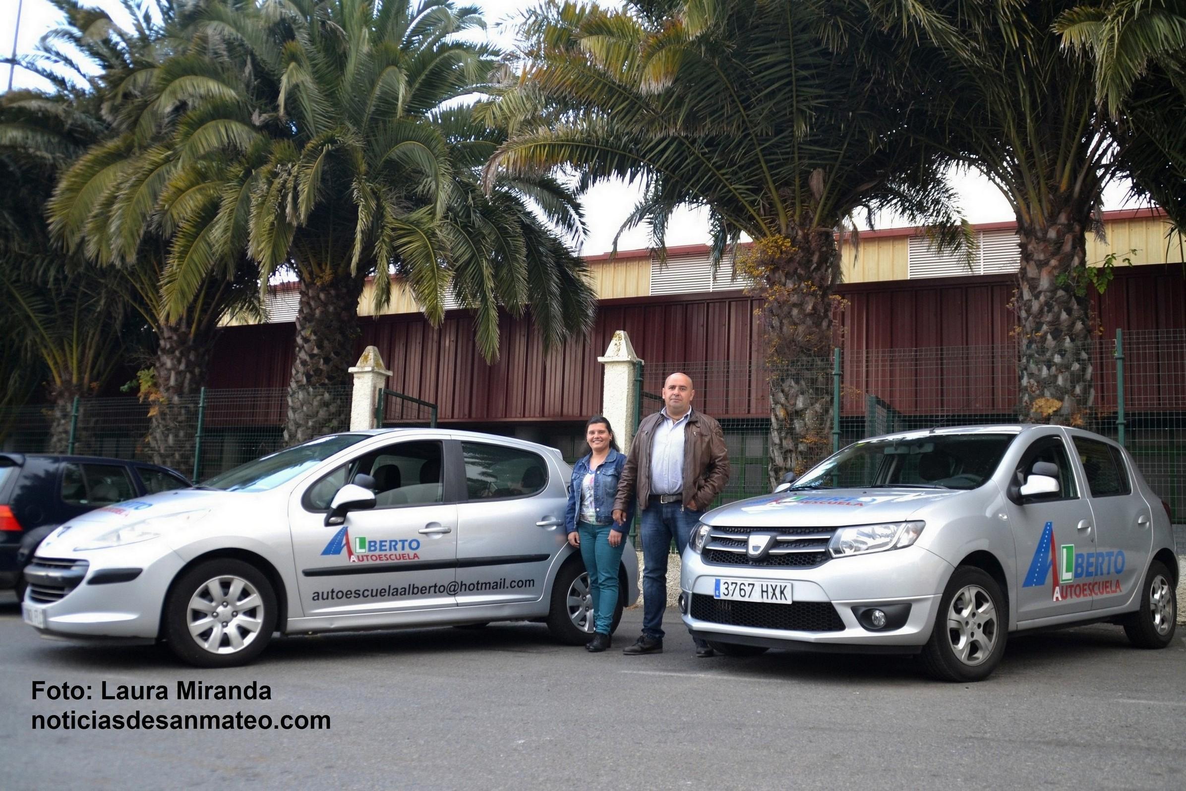Autoescuela Alberto segundo aniversario Foto Laura Miranda