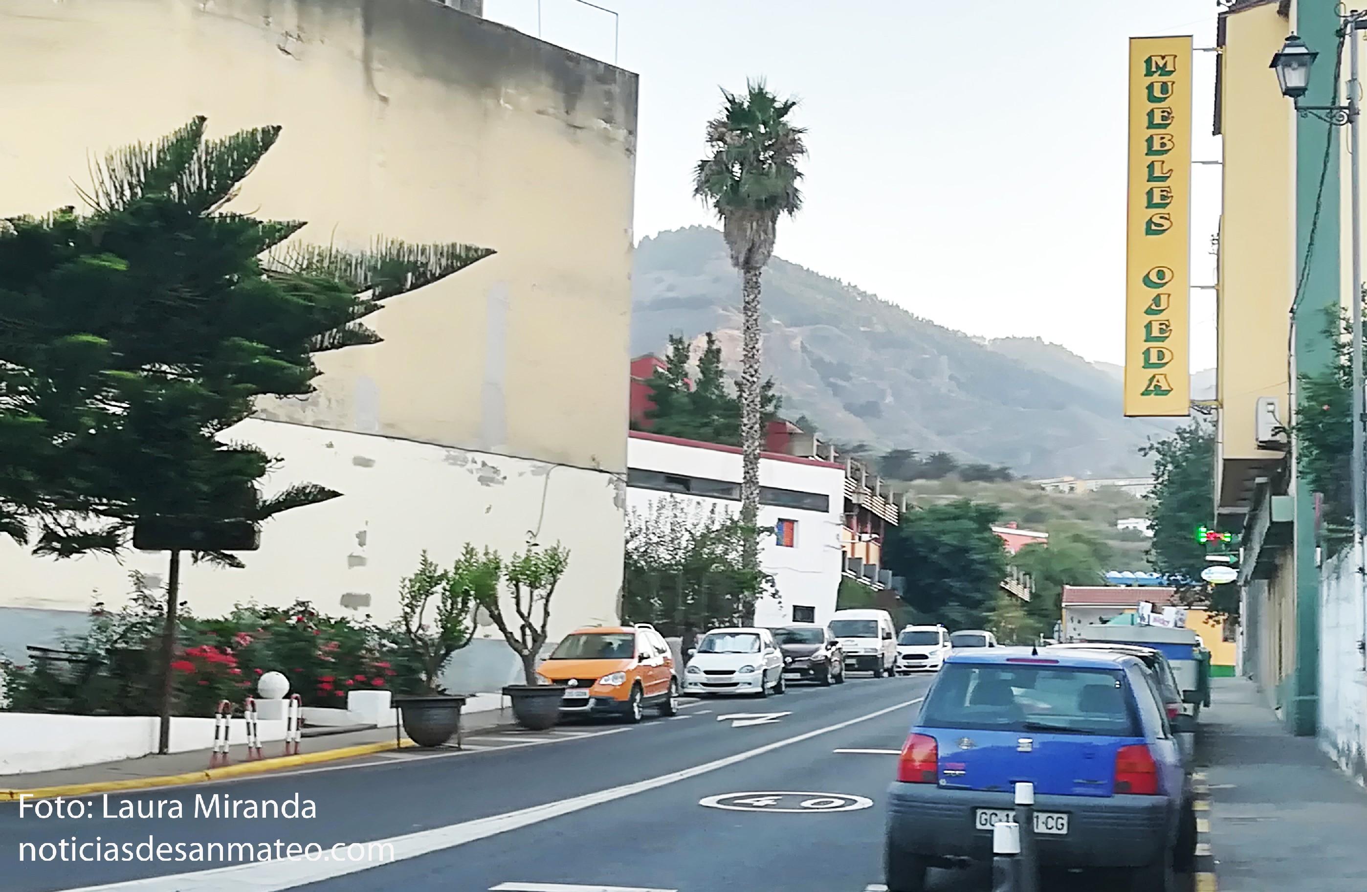 Calle del Agua con gc 15 Foto laura miranda san mateo
