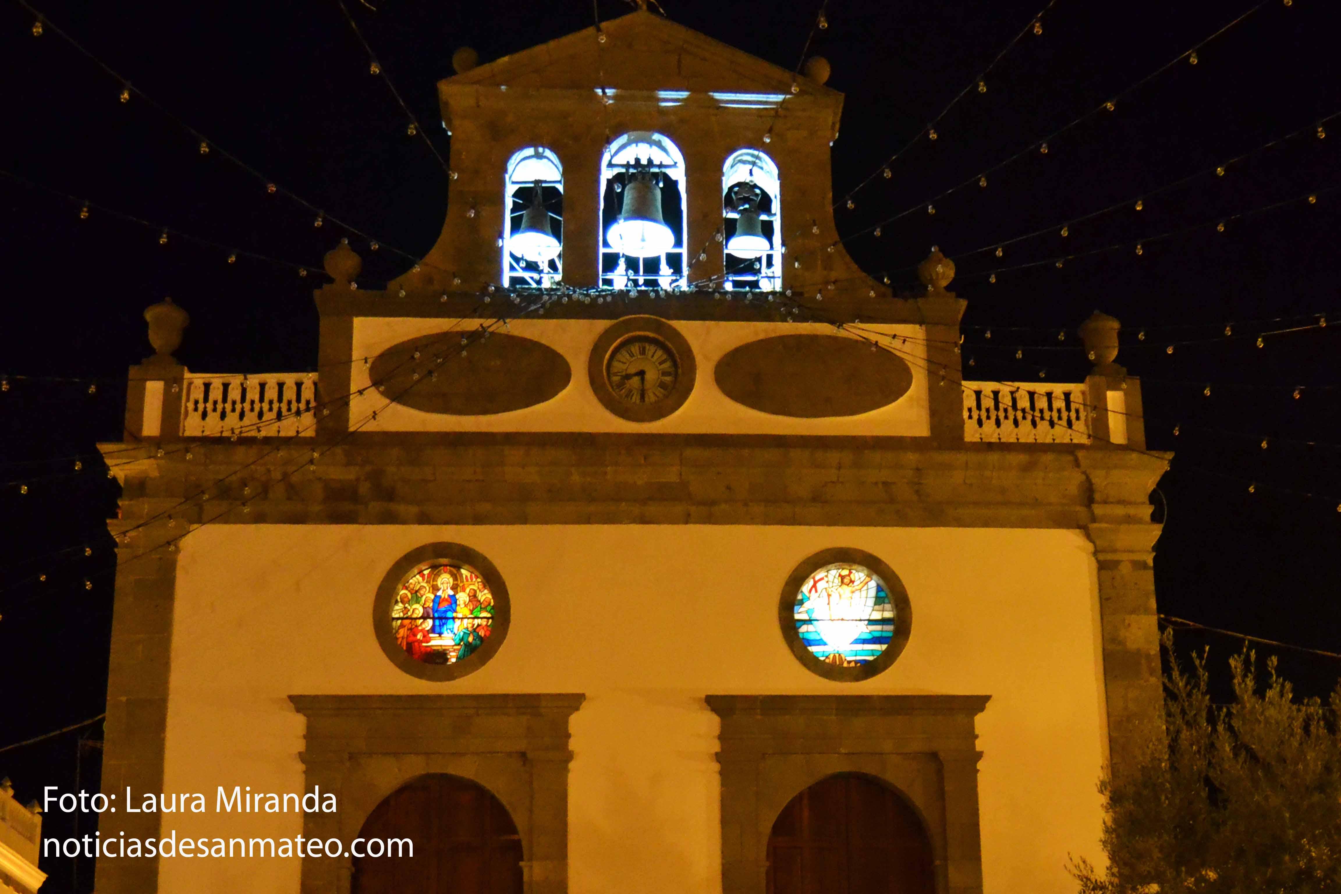 Campanario Iglesia San Mateo