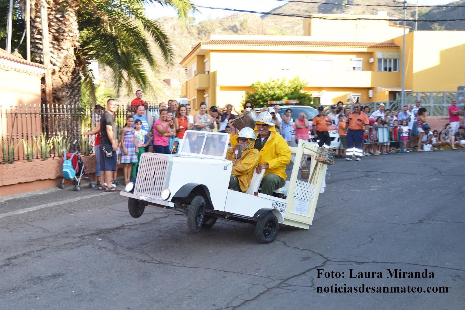 Carrera de carretones en San Mateo 22 de septiembre de 2012 Foto Laura Miranda Noticias de San Mateo