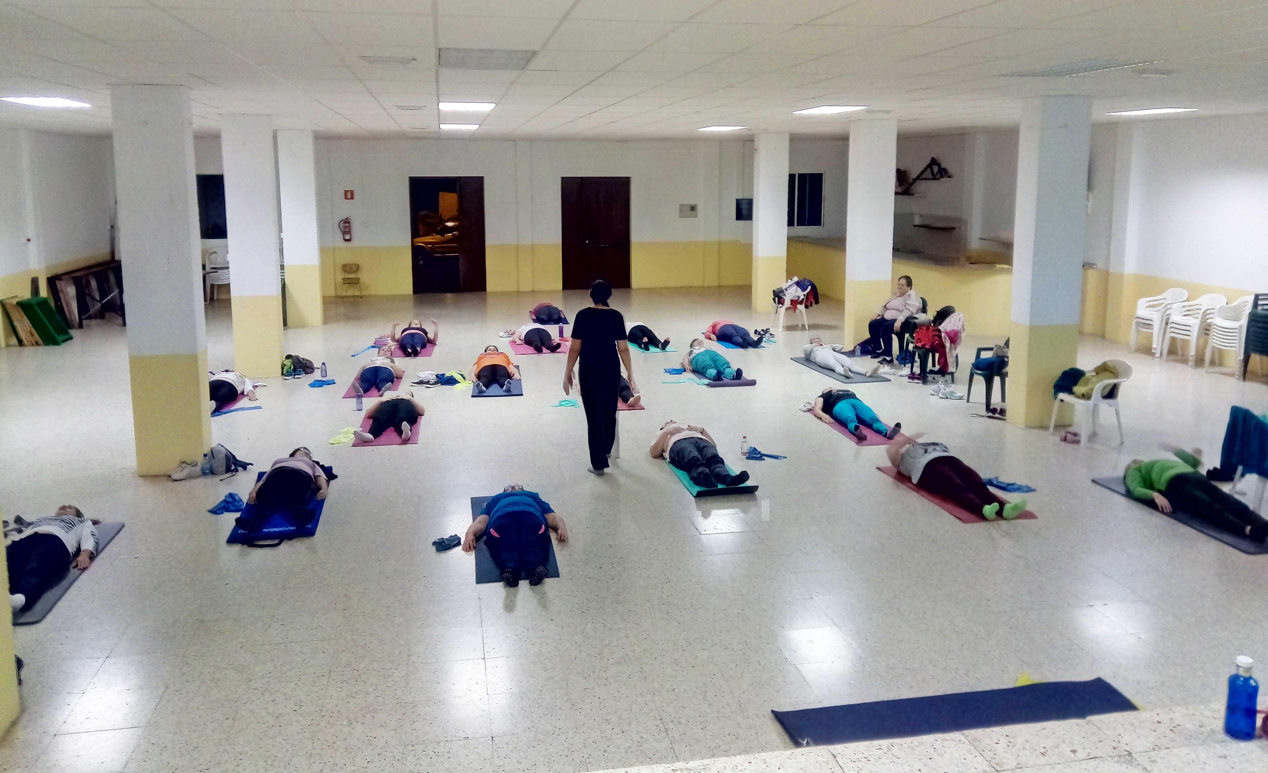 Clases Pilates Lechuza