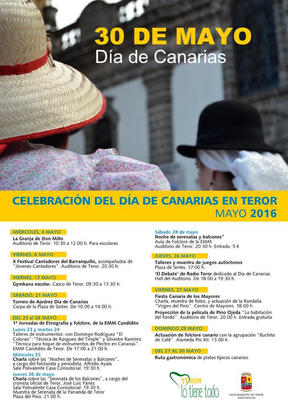 Dia de Canarias en Teror