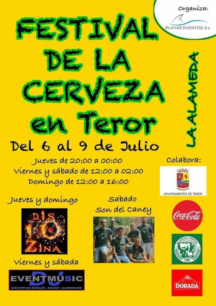 Festival Cerveza Teror