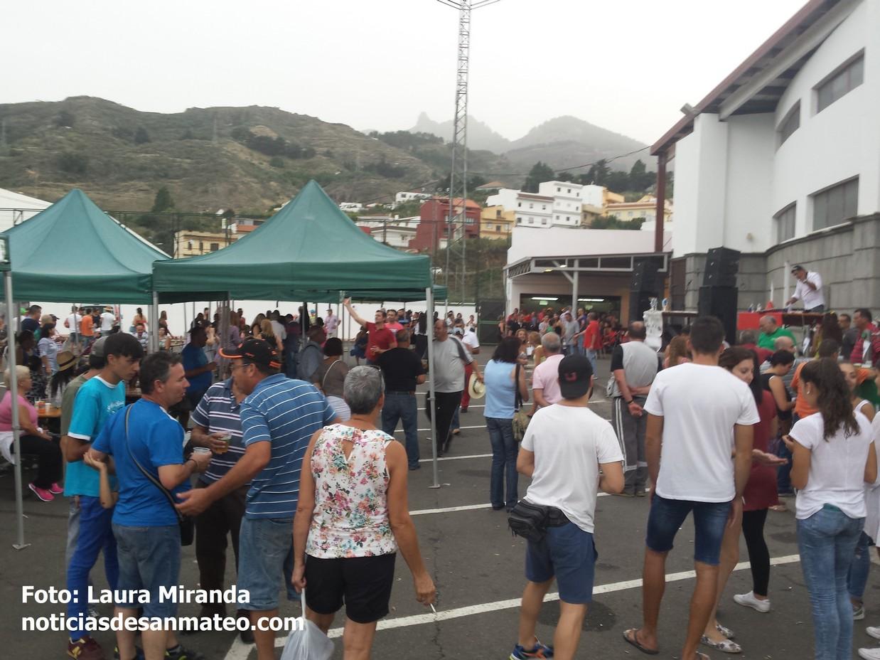 Fiesta de la cerveza 3 octubre de 2015 San Mateo Foto Laura Miranda