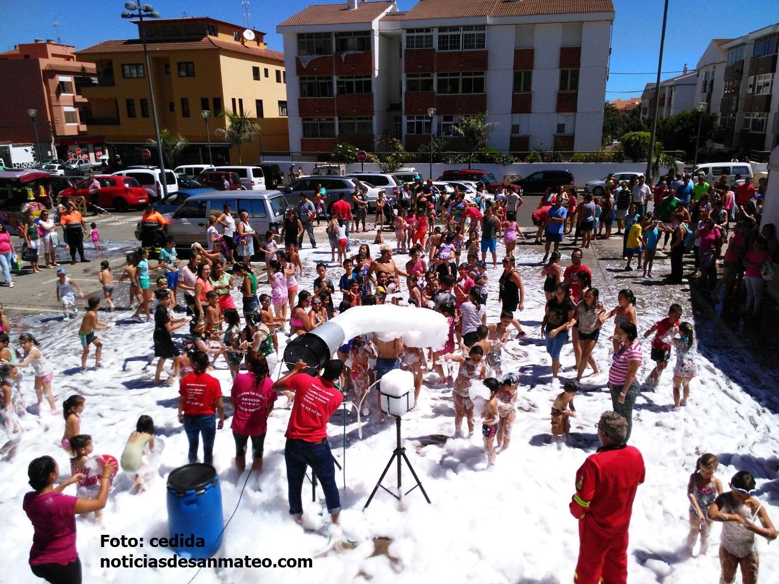Fiesta de la espuma 12 sept.2015