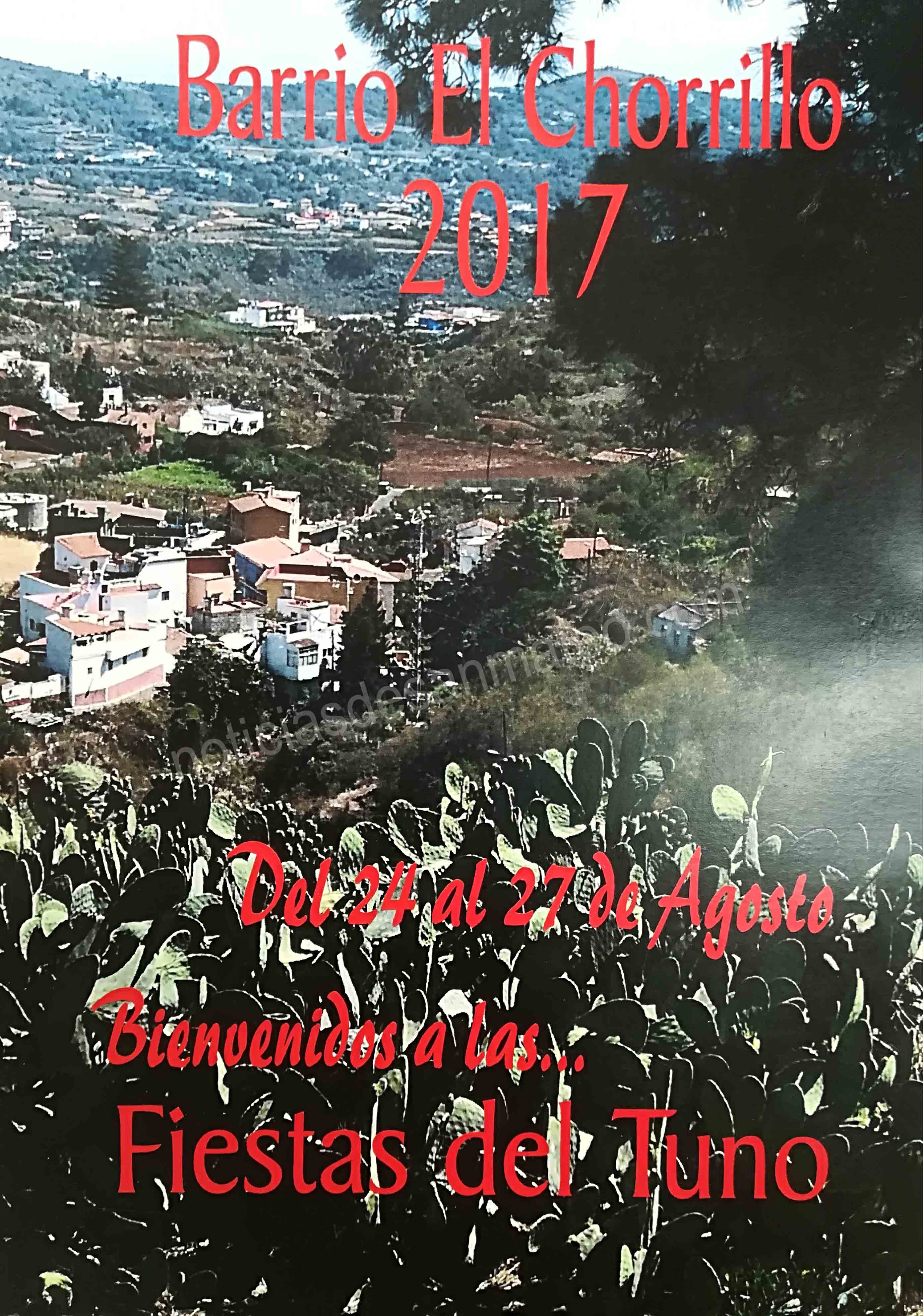 Fiestas del Tuno El Chorrillo 2017