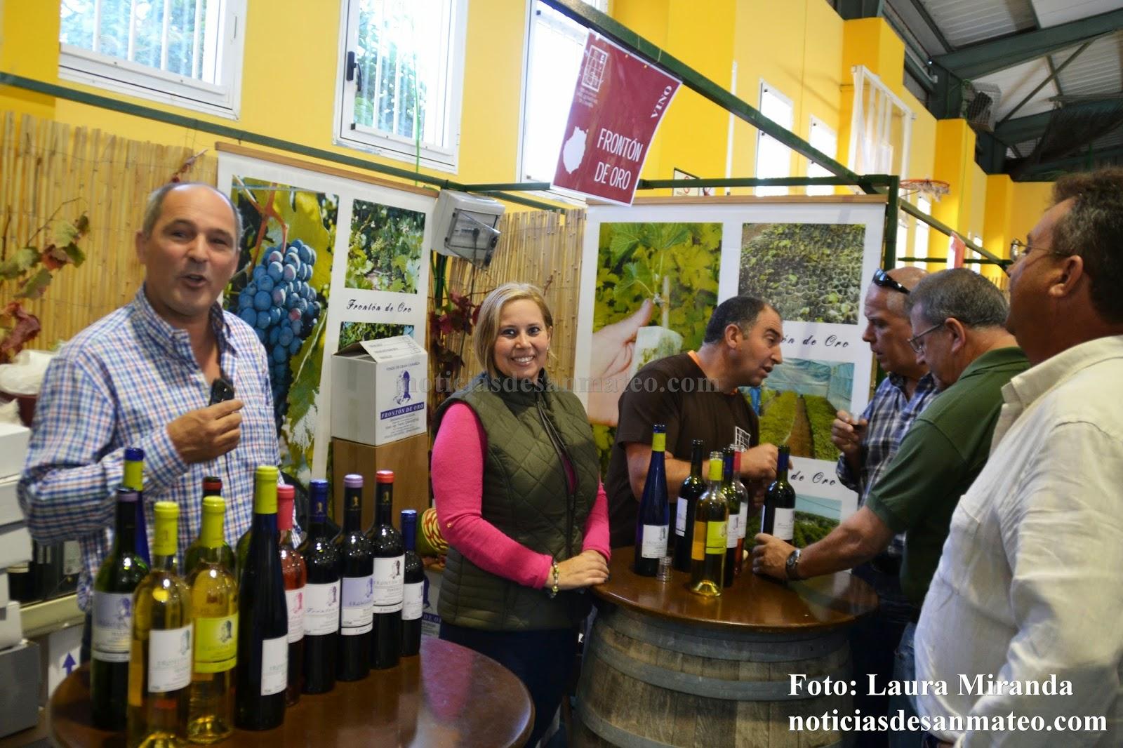 Fronton de Oro en Feria Mancomunidad Medianias de Gran Canaria Foto Laura Miranda Noticias de San Mateo Todos los derechos reservados