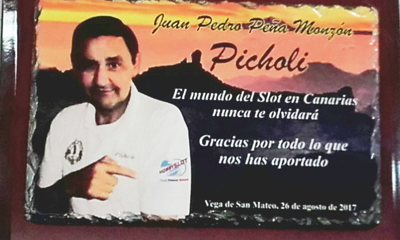 Homenaje a Picholy