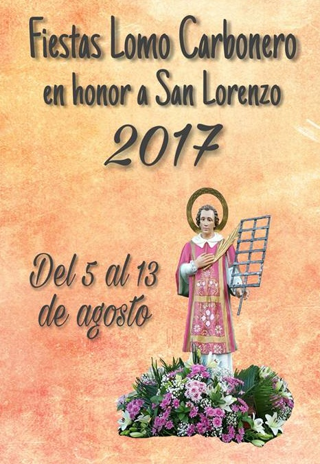 Lomo Carbonero Fiestas