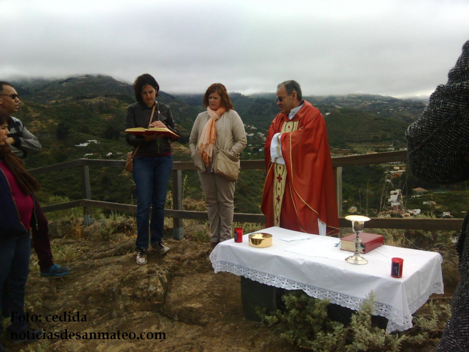 Misa Dia de la Cruz 1 de mayo de 2017 Noticias de San Mateo