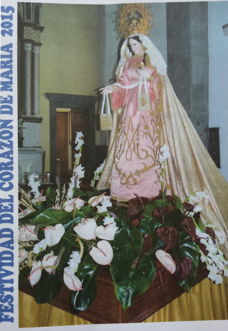 PROGRAMA CRAZON DE MARIA