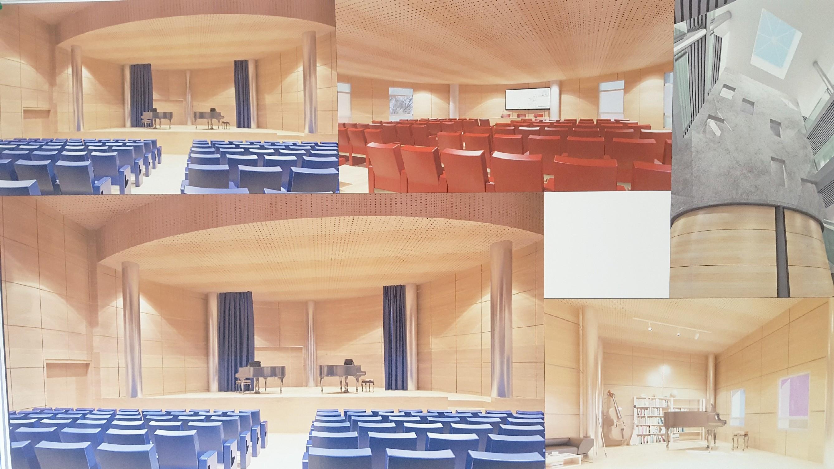 Proyecto Escuela de Musica San Mateo