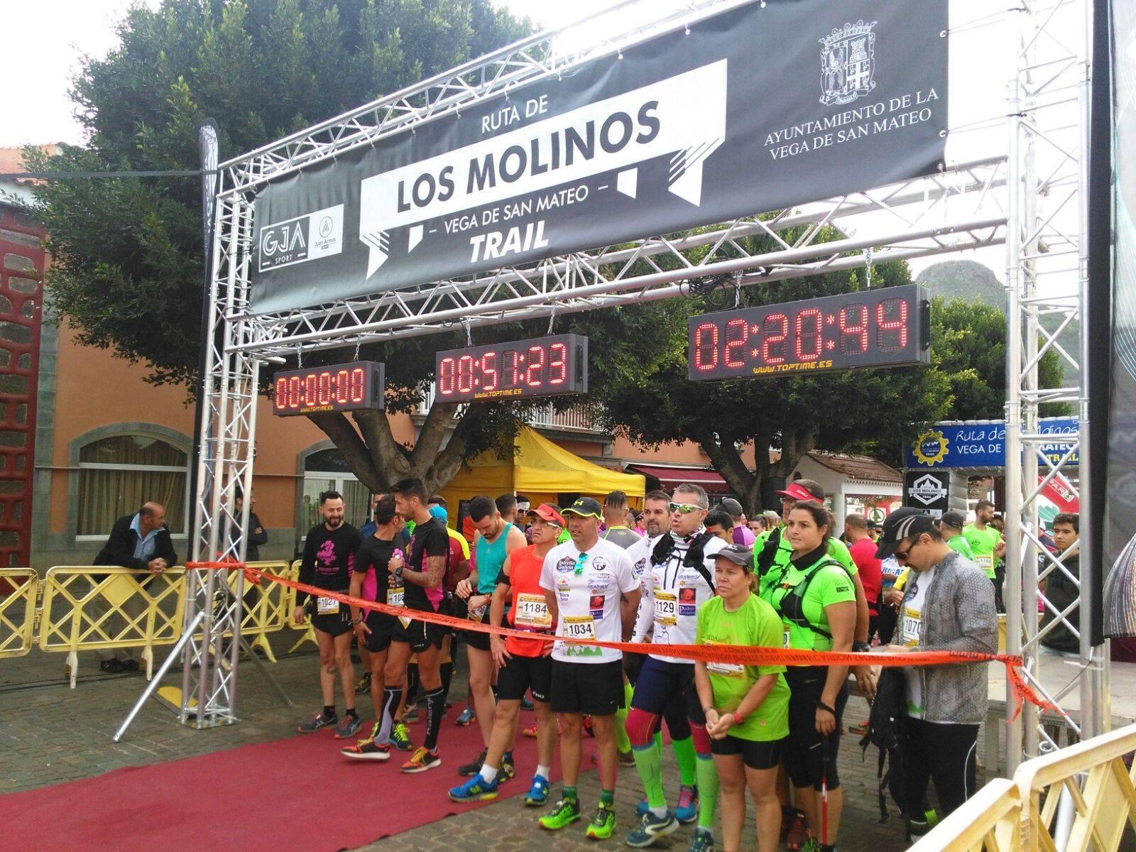Ruta de Los Molinos 2016 San Mateo Noticias de San Mateo