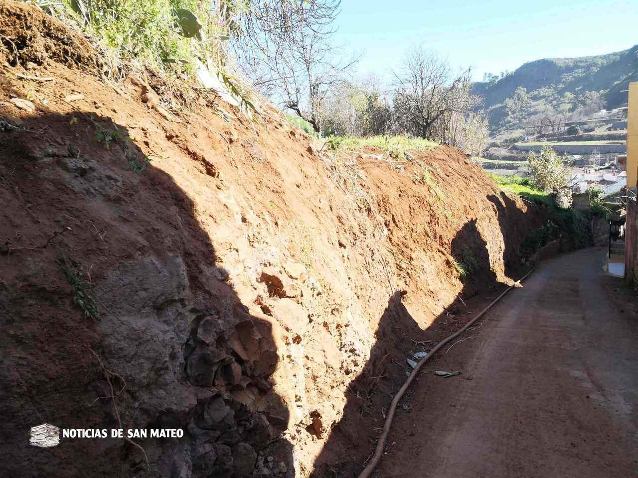 Tareas de limpieza pre asfaltado en El Solapon La Higuera San Mateo Noticias de San Mateo