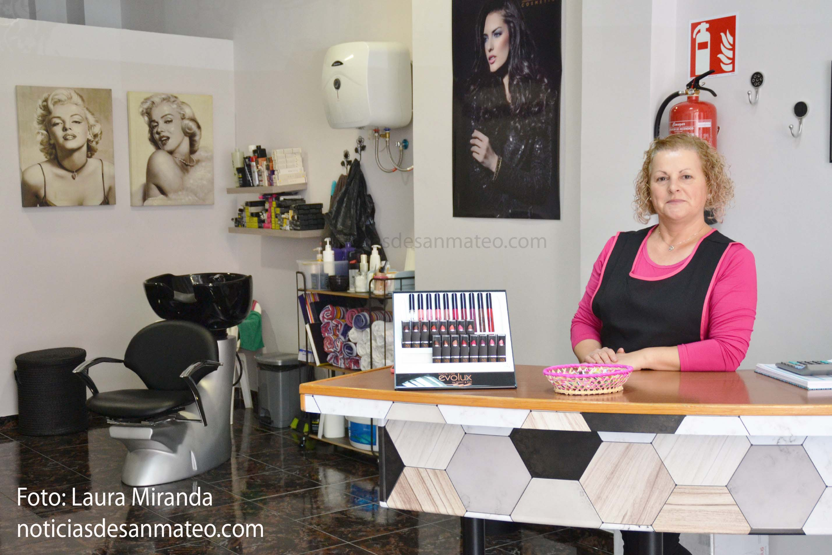 Tony Salon San Mateo Foto Laura Miranda Noticias de San Mateo